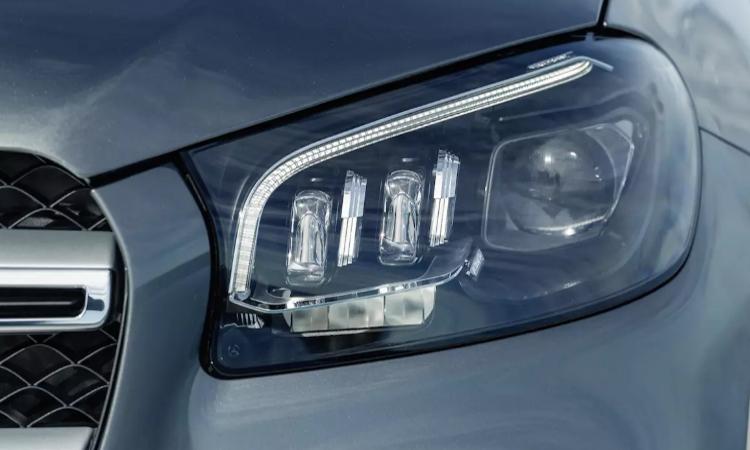 ดีไซนืไฟหน้า Mercedes-Benz GLE 300 d 4MATIC AMG Dynamic