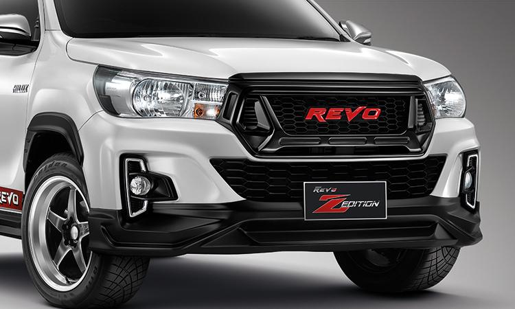 ุชุดแต่งด้านหน้า Toyota Hilux Revo Z-Edition