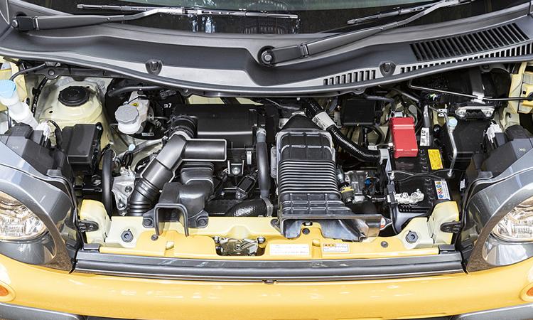เครื่องยนต์ Suzuki Spacia Gear