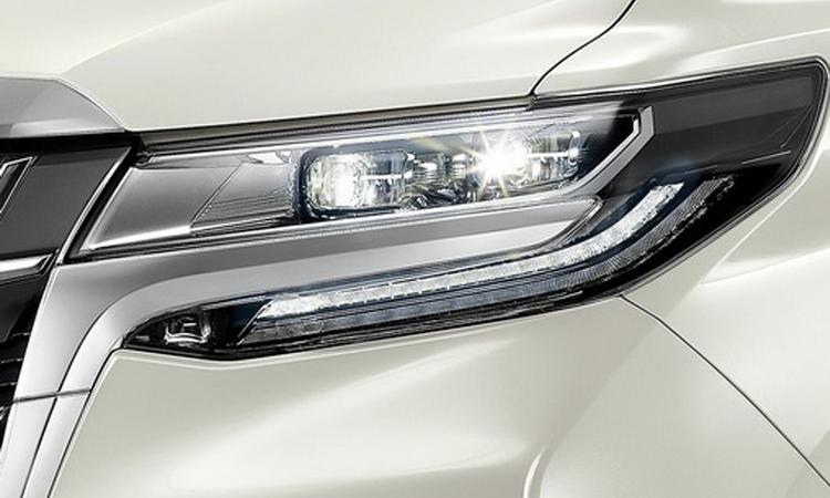 ไฟหน้า Toyota Alphard