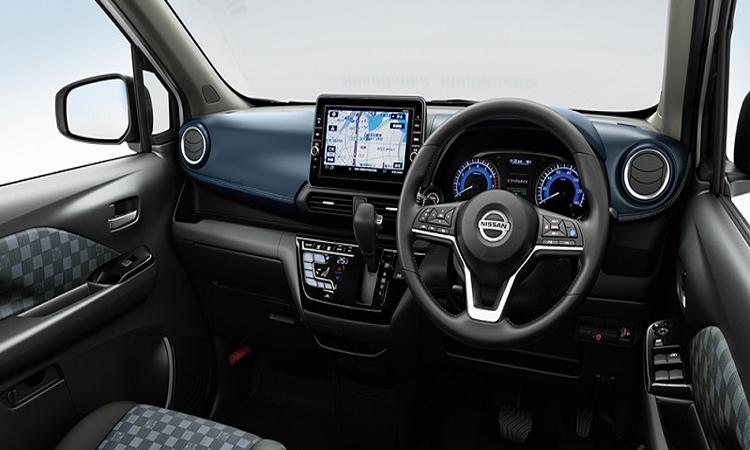 ภายใน Nissan Dayz 2019