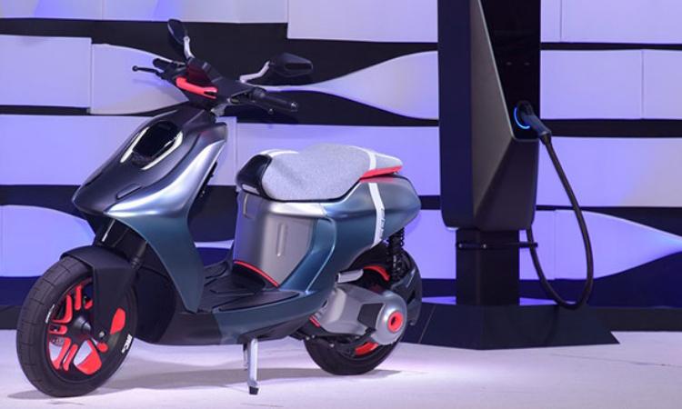 Yamaha E01 Concept และ E02 Concept