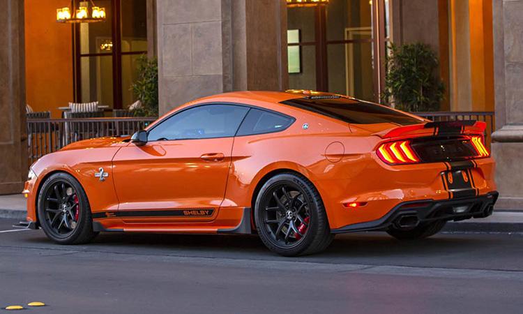 รูปลักษณ์ Ford Shelby Mustang Super Snake 2020