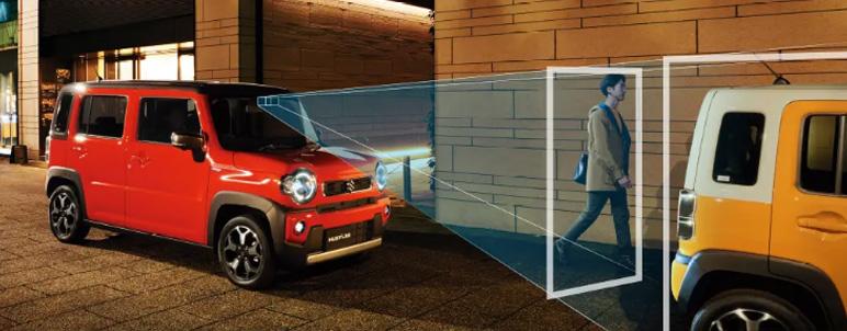 Suzuki Hustler ความปลอดภัย