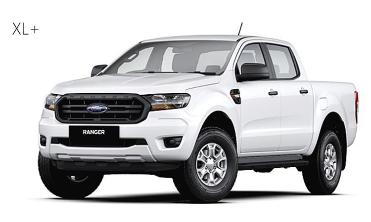 Ford Ranger รุ่น XL+ Double Cab 2.2 XL+ Hi-Rider 6MT 749,000 บาท