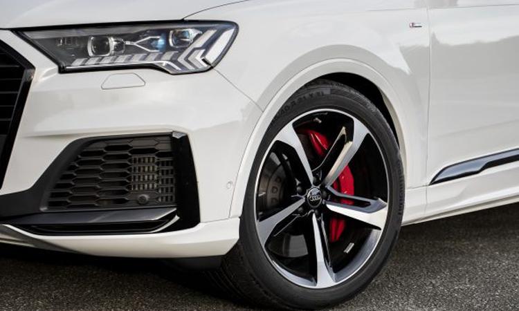 ล้อ Audi Q7 PHEV