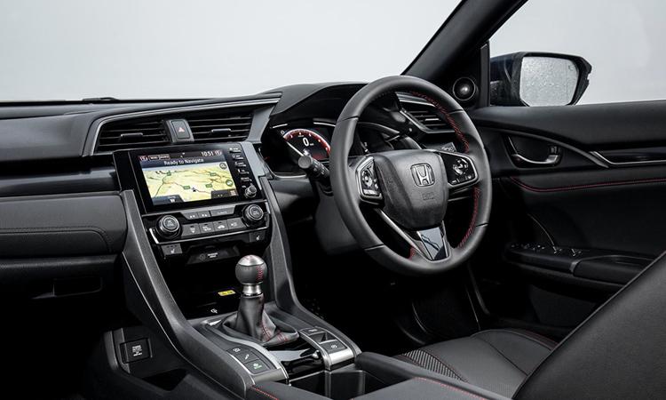 ภายใน Honda Civic Sport Line 2020