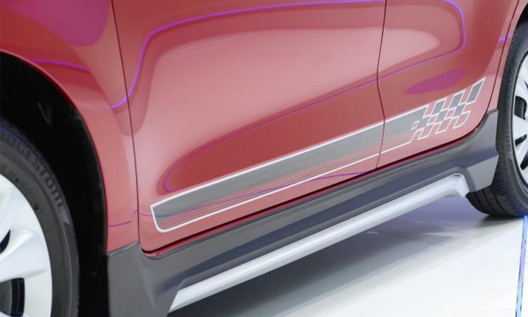 ข้าง Suzuki Swift GL Sport Edition