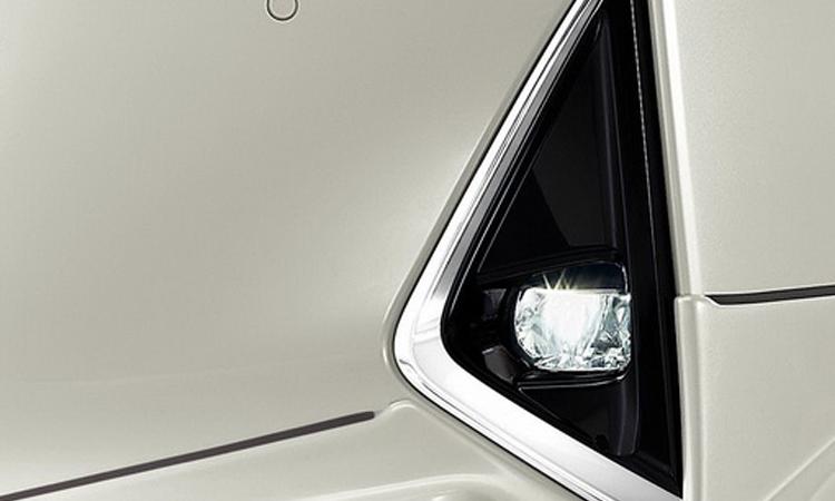 ไฟตัดหมอก Toyota Alphard