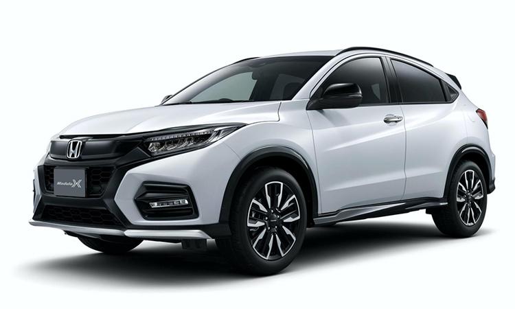 All New Honda Jazz / Fit ใส่ชุดแต่ง Modulo X โชว์ตัวที่งาน Tokyo Auto Salon 1