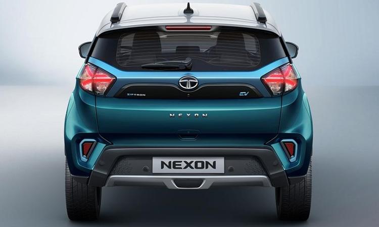 ท้าย Tata Nexon EV 2020