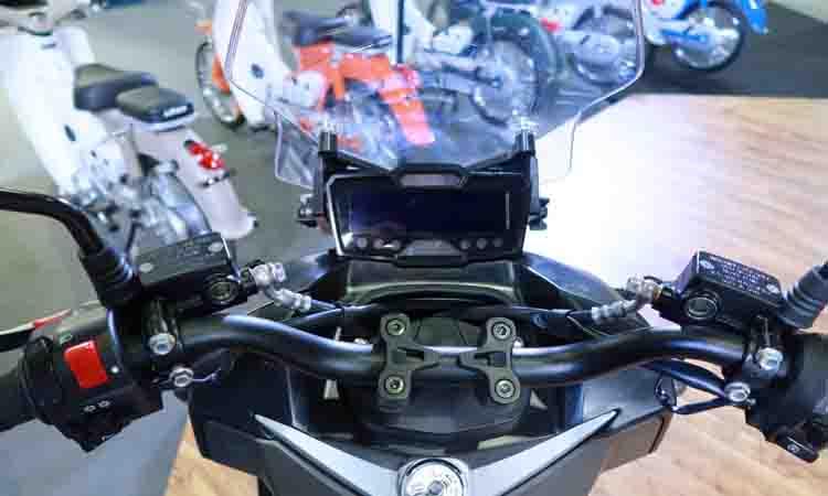 ไมล์ Lifan KPV150 Prototype