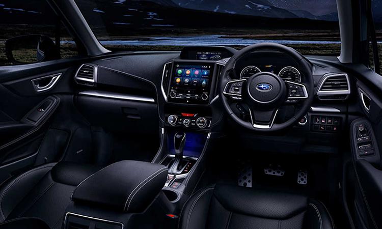 ภายใน Subaru Forester 2.0 AWD