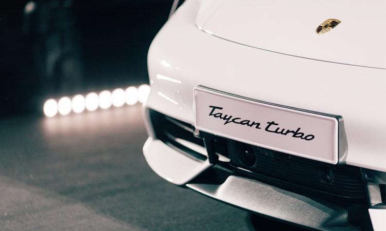 กระจังหน้า Porsche X Star Wars