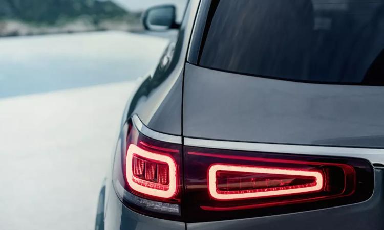 ดีไซนืไฟท้าย Mercedes-Benz GLE 300 d 4MATIC AMG Dynamic