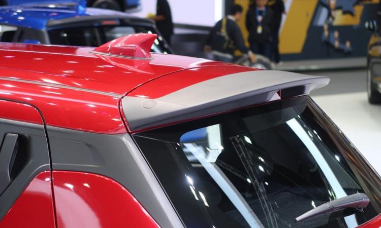 ท้าย Suzuki Swift GL Sport Edition