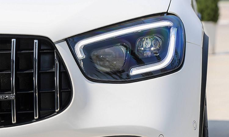 ไฟหน้า Mercedes-AMG GLC 63 S 4MATIC+ Coupe