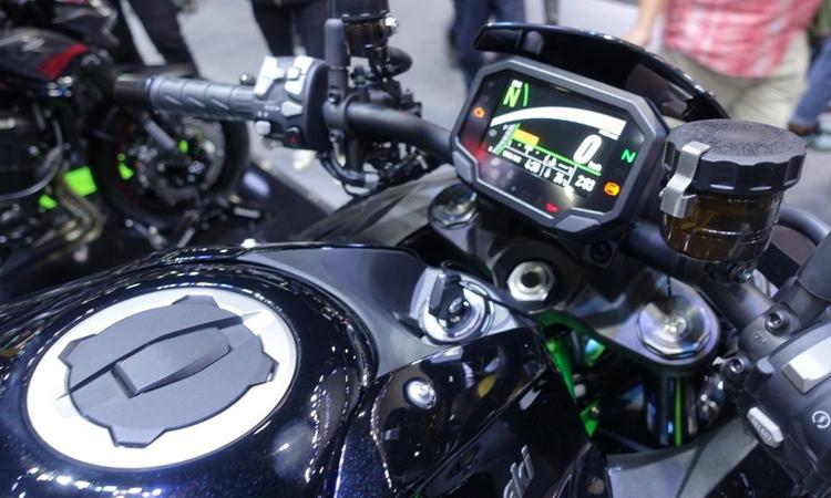 ถังน้ำมัน Kawasaki Z H2