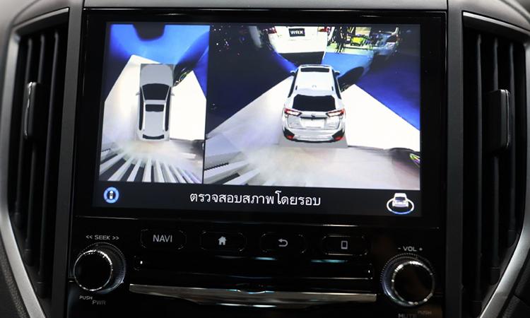 จอและกล้อง Subaru Forester 2.0 AWD