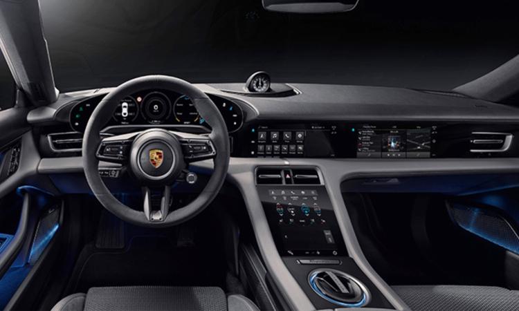 ภายใน Porsche X Star Wars