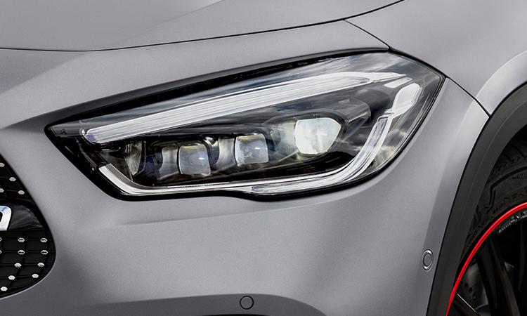 ดีไซน์ไฟหน้า All NEW Mercedes-Benz GLA-Class