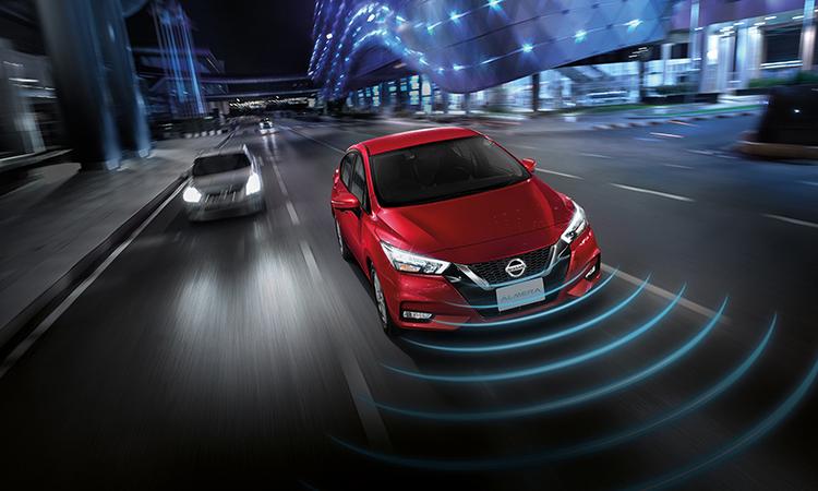 ระบบความปลอดภัย ตารางราคาผ่อน/ดาวน์ All NEW Nissan ALMERA 1.0 TURBO
