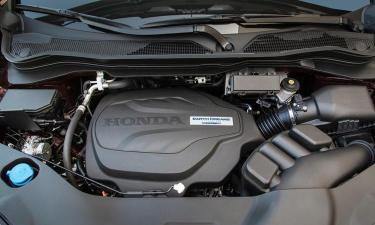เครื่งยนต์ Honda Ridgeline