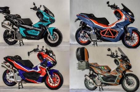 HONDA ADV 150 พร้อมชุดแต่ง บุกอวดโฉมในงาน MOTOR EXPO 2019