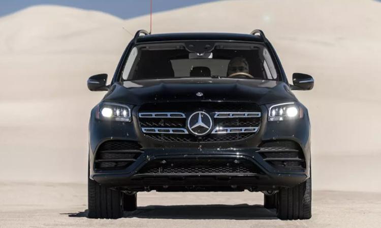 Mercedes-Benz GLE 300 d 4MATIC AMG Dynamic ดีไซน์ด้านหน้า