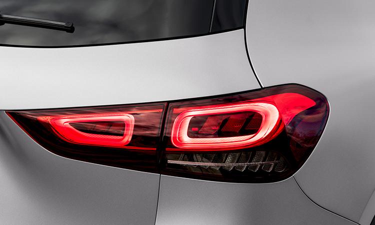 ดีไซน์ไฟหลัง All NEW Mercedes-Benz GLA-Class