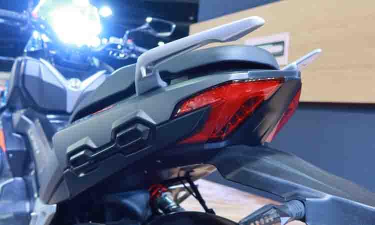 ไฟท้าย Lifan KPV150 Prototype