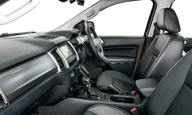 ภายใน Ford Ranger Double Cab 2.2