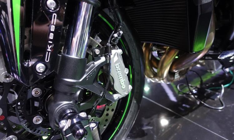 ล้อ Kawasaki Z H2