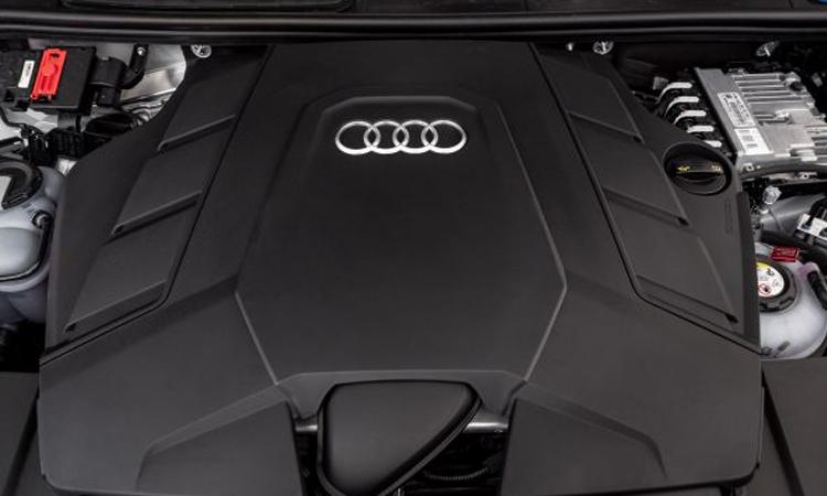 เครื่อง Audi Q7 PHEV