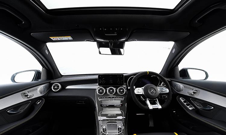 ภายใน Mercedes-AMG GLC 63 S 4MATIC+ Coupe