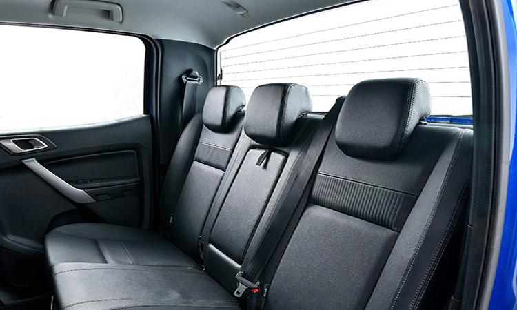 เบาะหลัง Ford Ranger Double Cab 2.2