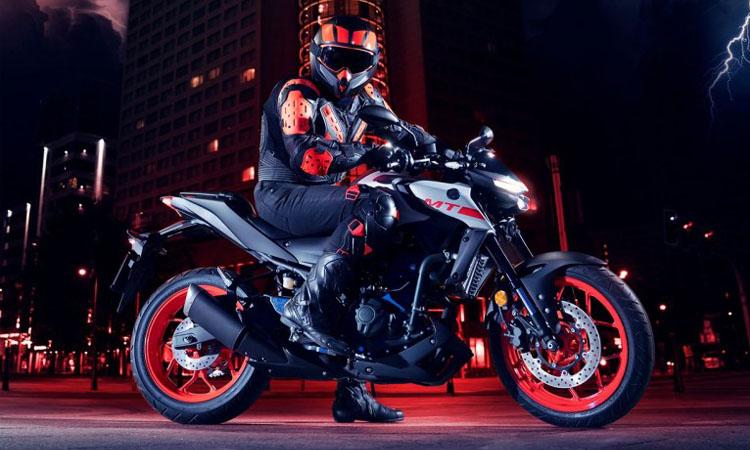 Yamaha MT-03