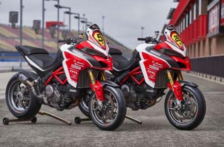 Ducati ออกมายืนยันแล้วว่าเตรียมพัฒนาเจ้า Multistrada V4