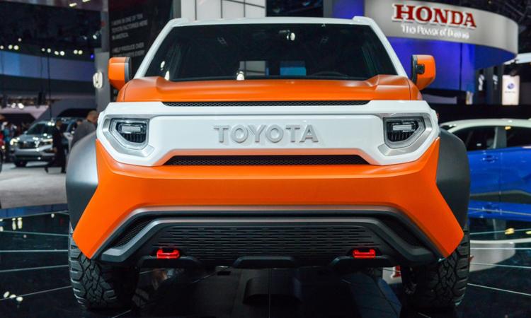 Toyota 4Active