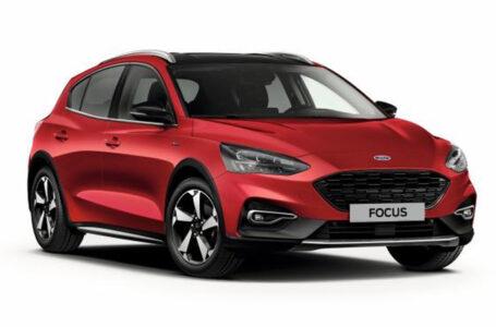 Ford Focus Active X Vignale เสริมชุดแต่งสุดหล่อ