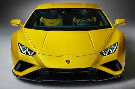 Lamborghini Huracan EVO RWD ขุมพลัง V10 610 แรงม้า