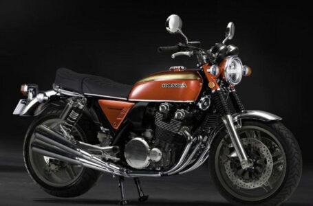 Honda CB900 ตำนานรถมอเตอร์ไซค์สี่สูบในยุค 80's