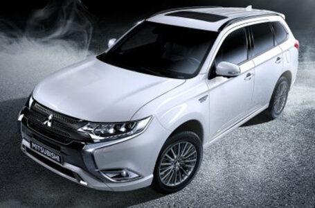 Mitsubishi จะเปิดตัวรถรุ่นใหม่ในปี 2020 ทั้ง Outlander และ crossover ใหม่