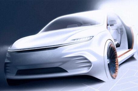 Chrysler Airflow Vision Concept อวดโฉมในงาน CES 2020
