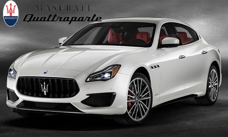 Maserati Quattroporte ราคา 10,490,000 – 11,990,000 บาท (นำเข้า CBU)