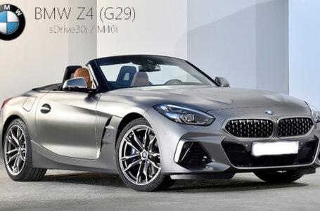 BMW Z4 sDrive30i M Sport ราคา 3,999,000 บาท
