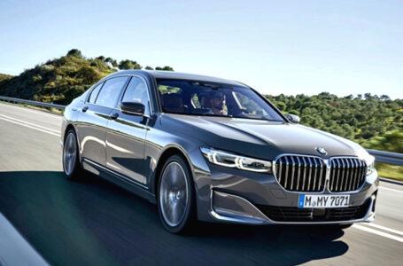 BMW 745Le XDrive M Sport 2020 เก๋งซีดาน พร้อมพลังปลั๊กอินไฮบริด
