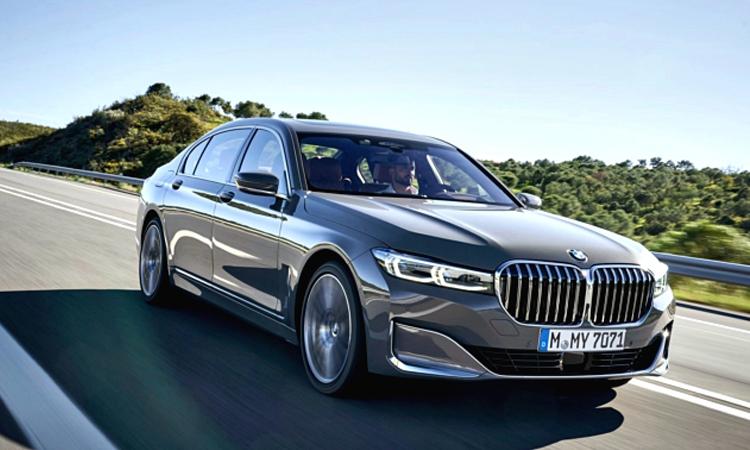 BMW 745Le XDrive M Sport 2020 พรีเมี่ยมซีดานพลังปลั๊กอินไฮบริด