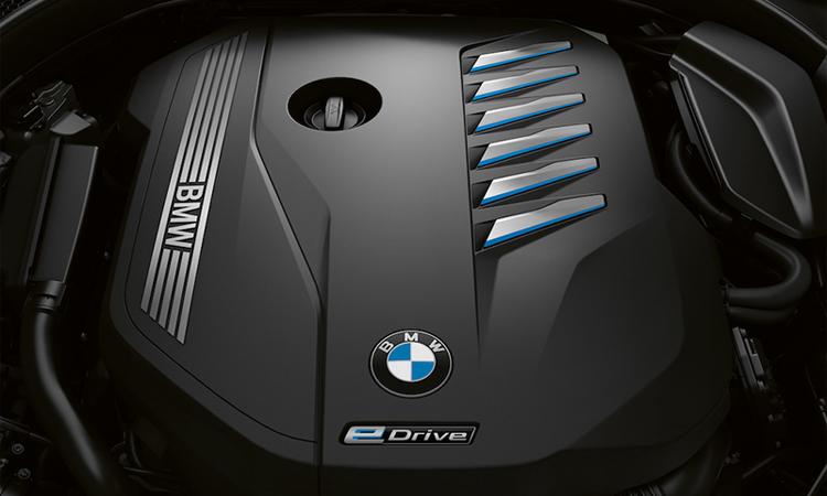 เครื่องยนต์ New BMW 745Le xDrive M Sport