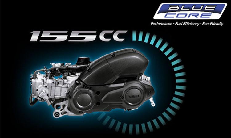 เครื่องยนต์ Yamaha Aerox 155